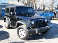 2008 Jeep Wrangler 4x4 X 2dr SUV
