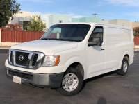 2013 Nissan NV Cargo 2500 HD SV 3dr Cargo Van (V6)