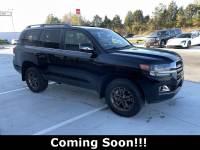 Used 2020 Toyota Land Cruiser For Sale at Harper Maserati | VIN: JTMCY7AJ6L4091312