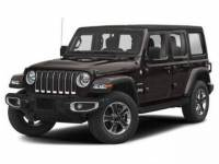 2018 Jeep Wrangler Unlimited 4x4 Sahara 4dr SUV (midyear release)