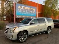 2017 Cadillac Escalade ESV Luxury 6 YEAR/70,000 MILE FACTORY POWERTRAIN WARRANTY