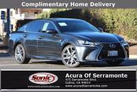 Used 2018 LEXUS GS 350 F Sport For Sale in Colma CA | Stock: TJA015406 | San Francisco Bay Area
