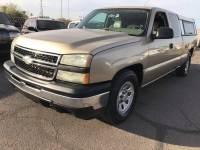 2007 Chevrolet Silverado 1500 Classic Work Truck 4dr Extended Cab 6.5 ft. SB