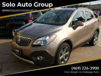 2013 Buick Encore Leather 4dr Crossover