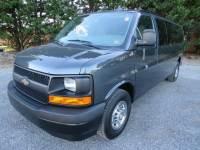 Used 2017 Chevrolet Express 3500 For Sale at Duncan Ford Chrysler Dodge Jeep RAM | VIN: 1GAZGNFG5H1230197