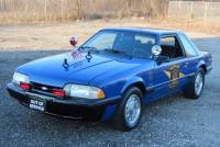 1992 Ford Mustang LX 5.0 SSP POLICE CAR for sale in Flushing MI