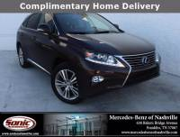 2015 LEXUS RX 450h AWD 4dr in Franklin