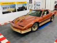 1985 Pontiac Firebird - TRANS AM - 5 SPEED - 8,650 ORIGINAL MILES -