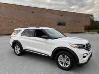 Used 2020 Ford Explorer XLT 4WD For Sale at Paul Sevag Motors, Inc. | VIN: 1FMSK8DHXLGC84858