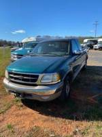 1997 Ford F-150 3dr XLT Extended Cab LB