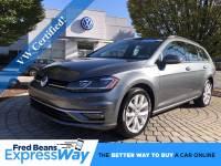 Used 2019 Volkswagen Golf SportWagen For Sale at Fred Beans Volkswagen | VIN: 3VWY57AU2KM515500