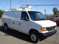 2007 Ford E-Series Cargo E-150 3dr Cargo Van