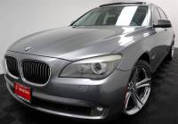 2012 BMW 7 Series 750 LI NAV DRIVE ASSIST PKG