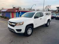 2015 Chevrolet Colorado 4x2 Work Truck 4dr Extended Cab 6 ft. LB