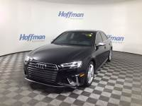 Certified 2019 Audi S4 For Sale Near Hartford Serving Avon, Farmington and West Simsbury