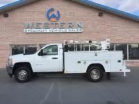 2013 Chevrolet 3500 Mechanics Truck