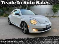 2012 Volkswagen Beetle Turbo PZEV 2dr Coupe 6A w/ Sunroof and Sound