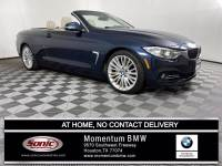 Pre-Owned 2015 BMW 435i Convertible in Houston, TX