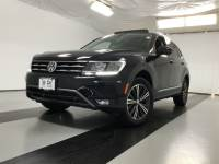 Used 2018 Volkswagen Tiguan For Sale at Burdick Nissan | VIN: 3VV2B7AX0JM062618