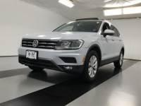 Used 2018 Volkswagen Tiguan For Sale at Burdick Nissan | VIN: 3VV2B7AX6JM018252