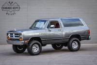 1990 Dodge Ramcharger AW-150