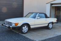 1985 Mercedes-Benz 380-Class 380 SL for sale in Flushing MI