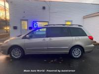 2007 Toyota Sienna XLE Limited FWD 5-Speed Automatic