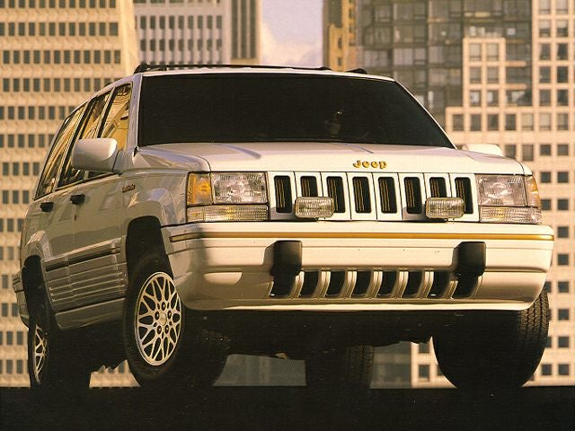 Photo 1994 Jeep Grand Cherokee Laredo - Jeep dealer in Amarillo TX  Used Jeep dealership serving Dumas Lubbock Plainview Pampa TX