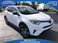Used 2017 Toyota RAV4 LE For Sale in Orlando, FL (With Photos) | Vin: 2T3ZFREVXHW363959