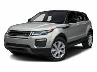 Used 2016 Land Rover Range Rover Evoque HSE SUV