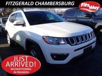 Certified Used 2018 Jeep Compass Latitude 4x4 in Gaithersburg