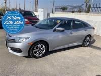 Used 2017 Honda Civic LX For Sale in Bakersfield near Delano | 2HGFC2F5XHH543042