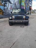 2007 Jeep Wrangler Unlimited Sahara 4dr SUV