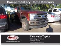 2017 Ford F-350 King Ranch (King Ranch 4WD Crew Cab 8 Box) Truck Crew Cab in Clearwater