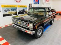 1978 Chevrolet Pickup - K 10 4X4 SILVERADO - CLEAN SOUTHERN TRUCK - SEE VIDEO