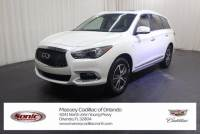 Pre-Owned 2017 INFINITI QX60 FWD VIN5N1DL0MN2HC549574 Stock NumberBHC549574