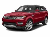 2016 Land Rover Range Rover Sport V6 HSE SUV