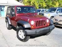 2007 Jeep Wrangler 4x4 X 2dr SUV