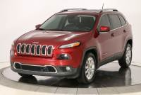 Used 2014 Jeep Cherokee For Sale at Harper Maserati | VIN: 1C4PJLDS6EW292377