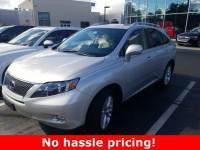 Used 2011 LEXUS RX 450h For Sale at Harper Maserati | VIN: JTJBC1BA9B2419657