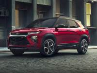 2021 Chevrolet TrailBlazer RS 4dr Crossover