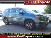 Used 2016 Honda Pilot EX-L For Sale in Thorndale, PA | Near West Chester, Malvern, Coatesville, & Downingtown, PA | VIN: 5FNYF6H59GB058849