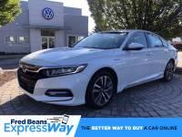 Used 2018 Honda Accord Hybrid For Sale at Fred Beans Volkswagen | VIN: 1HGCV3F53JA003751