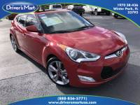 Used 2017 Hyundai Veloster Value Edition For Sale in Orlando, FL (With Photos) | Vin: KMHTC6AD9HU321057