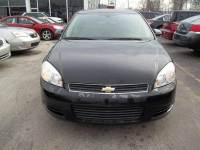 2007 Chevrolet Impala LS 4dr Sedan w/ roof rail curtain delete