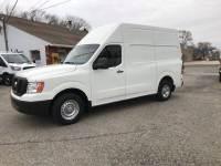 2018 Nissan NV Cargo 2500 HD S 3dr Cargo Van w/High Roof (V6)