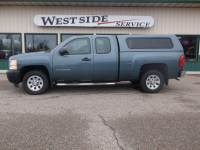 2011 Chevrolet Silverado 1500 4x2 Work Truck 4dr Extended Cab 6.5 ft. SB