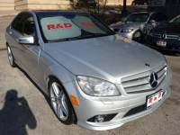 2010 Mercedes-Benz C-Class C 350 Sport 4dr Sedan