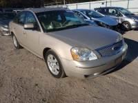 2007 Ford Five Hundred SEL 4dr Sedan