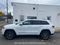 2018 Jeep Grand Cherokee Limited 4WD 8-Speed Automatic